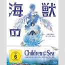 Children of the Sea Blu Ray **Limited Collectors Edition**
