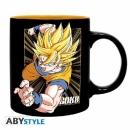 TASSE ABYSTYLE Dragon Ball Z [Son Goku vs Vegeta]