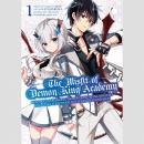 The Misfit of Demon King Academy vol. 1