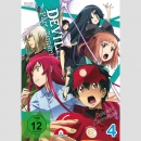The Devil is a Part-Timer Blu Ray vol. 4