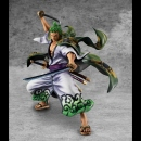 MEGAHOUSE P.O.P (PORTRAIT OF PIRATES) EXCELLENT MODEL LIMITED Warriors Alliance Zoro Juro (One Piece)