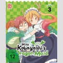 Miss Kobayashis Dragon Maid DVD vol. 3