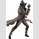 No Guns Life Pop Up Parade PVC Statue Juzo Inui 17 cm