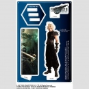 Final Fantasy VII Remake Acryl Platte Cloud Strife