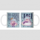 TASSE JAPAN IMPORT No Game No Life [Shiro Relax]