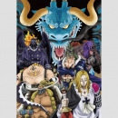One Piece Puzzle Beasts Pirates