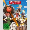 The Magnificent Kotobuki Blu Ray Die komplette Serie