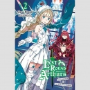 Last Round Arthurs: Scum Arthur And Heretic Merlin vol. 2...