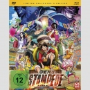 One Piece StampedeBlu Ray/DVD [Limited Collectors Edition]