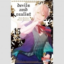 Devils and Realist Nr. 15 (Ende)