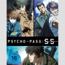 Psycho-Pass: Sinners of the System (3 Movies) [Blu Ray]...