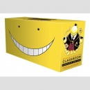 Assassination Classroom Manga Box Set