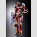 Neon Genesis Evangelion Metal Build Diecast Actionfigur...