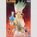 BANDAI SPIRITS -FIGURE OF STONE WORLD- Senku Ishigami (Dr. Stone)