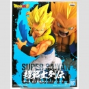 BANDAI WARRIOR RETSUDEN Chapter 8: Super Saiyajin Gogeta...