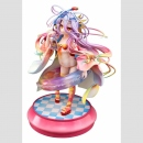 No Game No Life PVC Statue 1/7 Shiro Summer Season Ver....