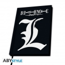 Death Note [L] Notizbuch (Hardcover)