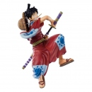 One Piece FiguartsZERO PVC Statue Monkey D. Luffy...