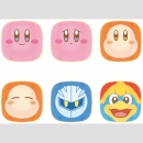Kirby Fluffy Soft Beanbag Trading Collection