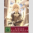 Violet Evergarden DVD Komplettbox - Staffel 1 ++Limited...