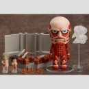 NENDOROID Colossal Titan & Attack Playset (Attack on Titan)