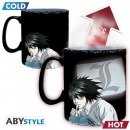 MAGIC MUG ABYSTYLE Death Note [Kira & L]