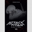 Attack on Titan Bd. 7 [Hardcover Deluxe Edition]
