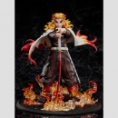 Demon Slayer: Kimetsu no Yaiba The Movie Statue 1/8 Mugen Train Kyojuro Rengoku 20 cm