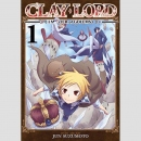 Clay Lord: Master of Golem vol. 1