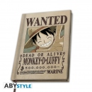 ABYSTLYE NOTIZBUCH A5 One Piece