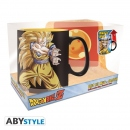 ABYSTYLE GIFT SET MAGIC MUG + COASTER Dragon Ball Z...