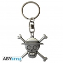 ABYSTYLE KEYCHAIN 3D Totenkopf (One Piece)