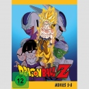 Dragon Ball Z Movies 5-8 [DVD]