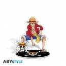 ABYSTYLE ACRYLAUFSTELLER One Piece [Monkey D. Luffy]