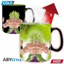 MAGIC MUG ABYSTYLE Dragon Ball Super [Gogeta vs Broly]