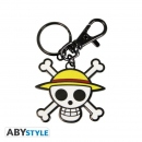 ABYSTYLE KEYCHAIN Totenkopf (One Piece)