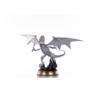 Yu-Gi-Oh! PVC Statue Blue-Eyes White Dragon White Edition 35 cm