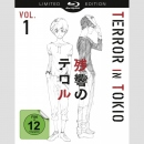 Terror in Tokio Blu Ray vol. 1 **Limited Edition**