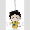 Haikyu!! Nitotan Paint Suit Plush Toy with Ball Chain...