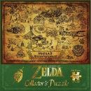 The Legend of Zelda Collectors Puzzle Hyrule Map