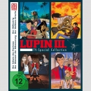 Lupin III. - TV-Special Collection [Blu Ray]