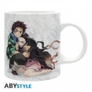TASSE ABYSTYLE Demon Slayer: Kimetsu no Yaiba [Tanjiro &...