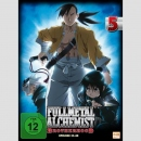 Fullmetal Alchemist Brotherhood DVD vol. 5
