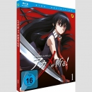 Akame ga Kill Blu Ray vol. 1