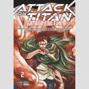 Attack on Titan - Before the Fall Bd. 2