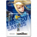 amiibo Super Smash Bros No. 40 Zero Suit Samus (Japan...