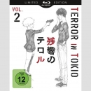 Terror in Tokio Blu Ray vol. 2 **Limited Edition**
