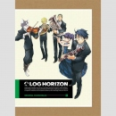 Log Horizon Original Soundtrack CD 1