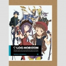 Log Horizon Original Soundtrack CD 2