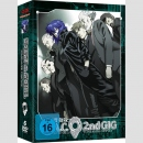 Ghost in the Shell Stand Alone Complex 2nd GIG DVD...